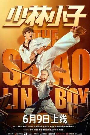 The Shaolin Boy